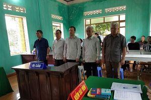 Vụ 'xẻ thịt' đất quốc phòng: Cựu lãnh đạo Sư đoàn 363 lĩnh án 42 tháng tù