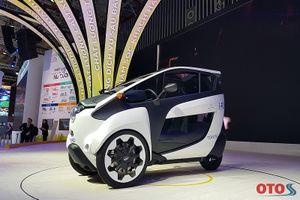 'Xe ba bánh' của Toyota chính thức ra mắt tại VMS 2018