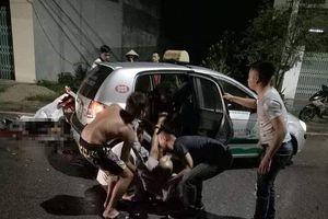 Thái Nguyên: Hai xe máy đâm nhau trong đêm, 7 người thương vong