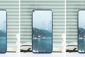 Màn hình 'nốt ruồi' của Galaxy A8s là xu hướng thiết kế mới của Samsung?