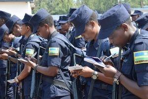Những nữ cảnh sát gìn giữ hòa bình Rwanda tại Nam Sudan