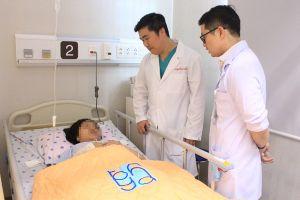 Vỡ túi phình động mạch não suýt chết nhưng thai phụ nghĩ do thai hành