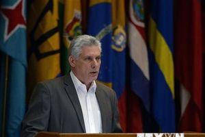 Chủ tịch Cuba Miguel Díaz-Canel Bermúdez sắp thăm chính thức Việt Nam