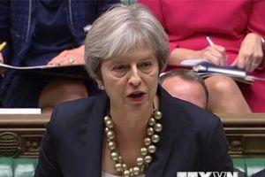 Bà May giành được sự ủng hộ của các nghị sỹ đảng Bảo thủ