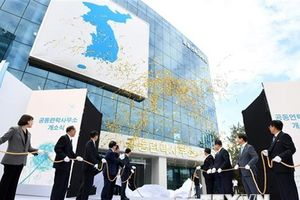Hàn Quốc 'lách luật' chi tiền cho văn phòng liên lạc liên Triều