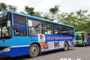 Hà Nội mở nhiều tuyến xe buýt mới, lượng hành khách tăng cao