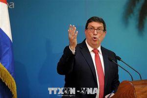 Cuba phản bác đề xuất của Mỹ trước Liên hợp quốc
