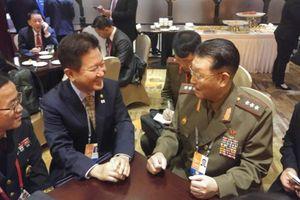 Hàn-Triều nhất trí thúc đẩy thực thi thỏa thuận giảm căng thẳng quân sự