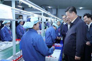 Trung Quốc tăng cường an ninh chưa từng có khi Chủ tịch Tập Cận Bình tới Quảng Đông