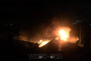 Ba vụ hỏa hoạn liên tiếp tại Nghệ An gây nhiều thiệt hại