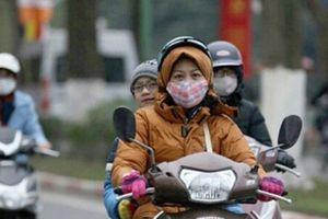 Dự báo thời tiết 26/10: Bắc Bộ đón không khí lạnh tiếp theo trong mùa đông năm nay