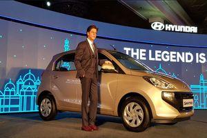 Xe Hyundai gây sốt với giá bán chỉ từ 123 triệu đồng tại Ấn Độ
