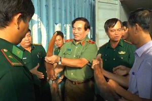 Chính phủ biểu dương vụ bắt ngà voi, vảy tê tê tại cảng Tiên Sa
