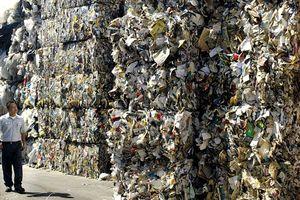 Nhiều nước khốn đốn khi Trung Quốc ngừng nhập rác thải
