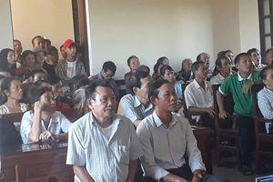 Quan thôn đòi dân 'bồi dưỡng' để nhận tiền đền bù Formosa lĩnh án