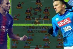 TRỰC TIẾP PSG 2-2 Napoli: Rượt đuổi nghẹt thở (KT)