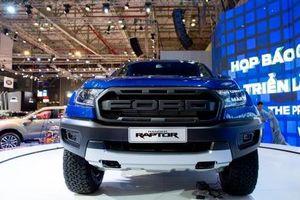Ford Ranger Raptor hiệu năng cao về Việt Nam chốt giá 1,2 tỷ đồng