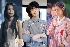 Bỏ qua mỹ nhân trẻ đẹp, Cha Eun Woo (ASTRO) chọn 'noona' Shin Min Ah và Moon Chae Won là mẫu người lý tưởng
