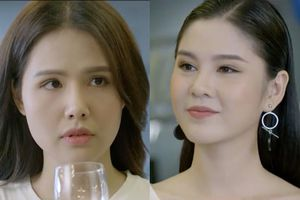 'Yêu thì ghét thôi' tập 16: Trang và Kim đụng độ với nhau, tình cũ quả thực là một thứ rắc rối
