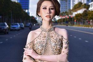 Hoa hậu Chi Nguyễn kiêu sa trong bộ ảnh mới