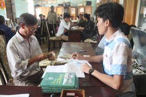 Điện Biên: Đẩy mạnh chi trả tiền DVMTR qua tài khoản ngân hàng