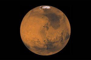 Sao Hỏa có thể có đủ oxy cho sự sống trong tương lai