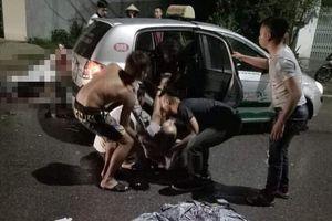 2 xe máy tông nhau kinh hoàng, 3 người chết, 4 người cấp cứu