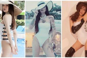 'Cuộc chiến sắc vóc' - Sẽ như thế nào khi Hồ Ngọc Hà, Khả Như, BB Trần diện cùng một mẫu bikini?