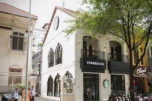 Khách mất laptop gần 40 triệu khi vào quán cà phê Starbucks ở trung tâm Sài Gòn