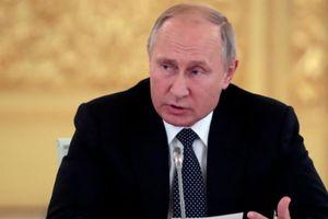 Tổng thống Putin cảnh báo châu Âu về tên lửa hạt nhân Mỹ