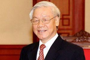 Lãnh đạo các nước tiếp tục gửi Điện và thư chúc mừng Tổng Bí thư, Chủ tịch nước Nguyễn Phú Trọng