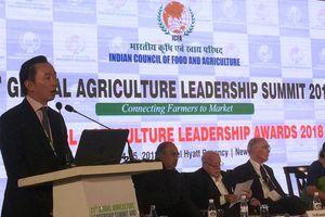 Việt Nam đẩy mạnh tìm kiếm nguồn đầu tư trong lĩnh vực nông nghiệp