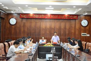 Kiểm tra công tác văn thư, lưu trữ tại Tỉnh ủy Thừa Thiên Huế