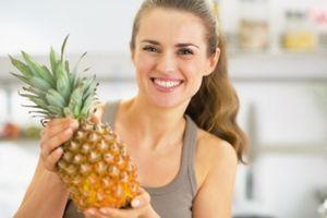 Quả dứa - siêu thực phẩm giúp tăng kích thước vòng 1 hiệu quả