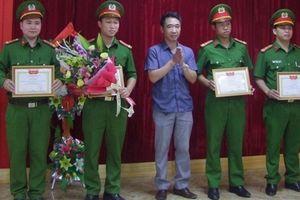 Yên Bái: Công an Trạm Tấu được khen thưởng sau chuyên án ma túy lớn