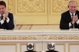 Thủ tướng Italia gọi lệnh trừng phạt Nga của EU là 'quá lỗi thời'