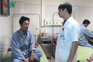 Bệnh nhân ung thư vượt lên tuyến Trung ương giảm tới 97%