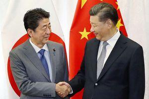 Nụ cười Nhật Bản - Trung Quốc sau sóng gió