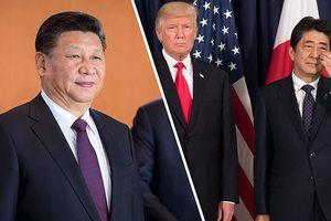 Nhật-Trung tìm kiếm quan hệ liên minh mạnh hơn trong kỷ nguyên Trump