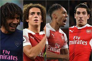 Đội hình 'công-thủ toàn diện' của Arsenal ở trận gặp Sporting Lisbon