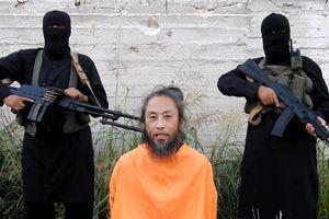 Nhà báo Nhật Bản được trở về sau hơn 3 năm bị bắt làm con tin ở Syria