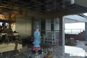 Buộc cưỡng chế tháo dỡ tầng thượng chung cư La Bonita của Nam Thị