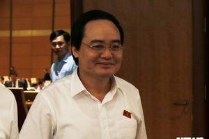 Đại biểu Dương Trung Quốc: 'Số phiếu tín nhiệm thấp của Bộ trưởng Giáo dục và Giao thông cao nhất cũng dễ hiểu thôi'