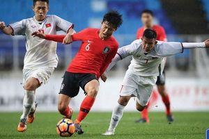 Trực tiếp U19 châu Á: U19 Việt Nam vs U19 Hàn Quốc