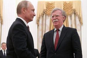 Tín hiệu tích cực trong quan hệ Nga - Mỹ