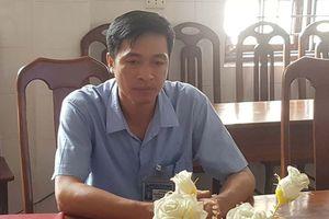 Trưởng phòng hành chính trần tình hành động ném ghế vào trưởng phòng điều dưỡng ở Nghệ An
