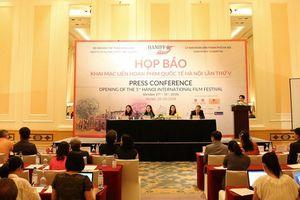 Thứ trưởng Trịnh Thị Thủy: LHP Quốc tế Hà Nội lần thứ V tạo động lực để điện ảnh Việt Nam phát triển lên một tầm cao mới