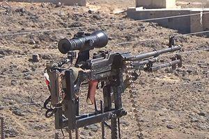 Kỹ sư Syria thiết kế súng bắn tỉa tự động từ súng trường Kalashnikov