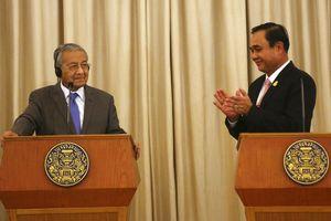 Thủ tướng Malaysia đề xuất giúp đem lại hòa bình cho miền Nam Thái Lan