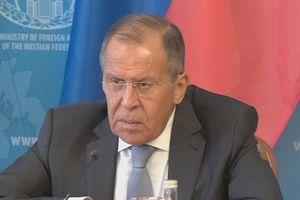 Phe đối lập chính ở Syria thảo luận vấn đề Idlib với Ngoại trưởng Nga